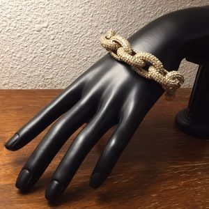 J. Crew link bracelet